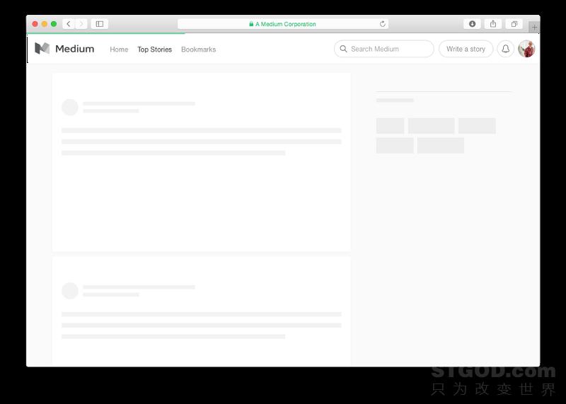 """有效的帮助用户体验设计:""""进度指示器""""类型和使用方法"""