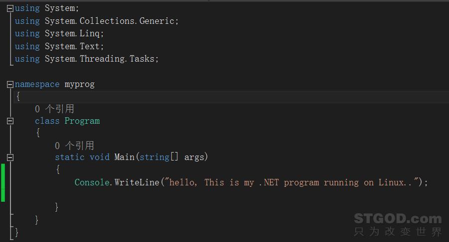 不装mono,你的.NET程序照样可以在Linux上运行!