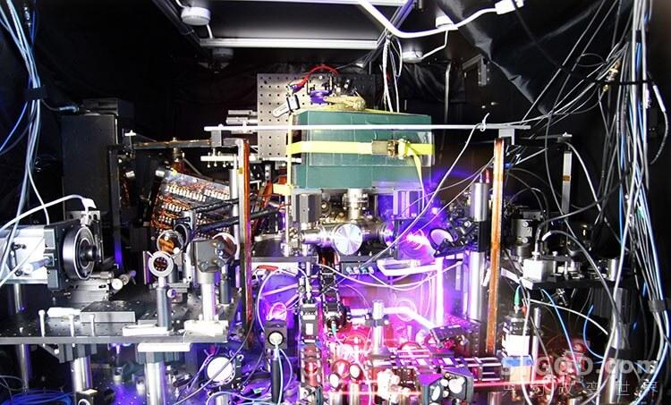 原子钟是怎样工作的?