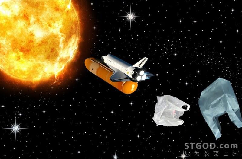 我们能把地球上的垃圾都扔进太阳中吗?