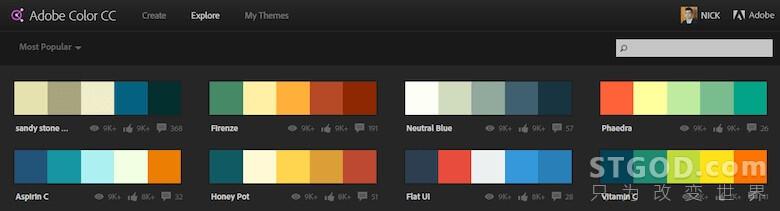 看过那么多UI 配色指南,这篇可能是最全面的
