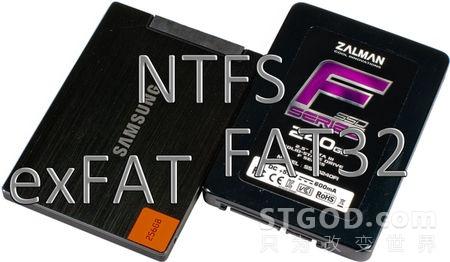 磁盘文件系统Fat、Fat32、NTFS、exFAT的优缺点