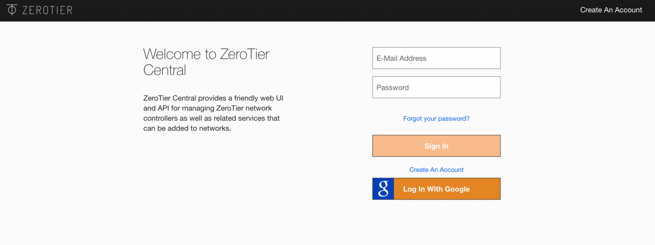 内网穿透神器 ZeroTier组件自己的
